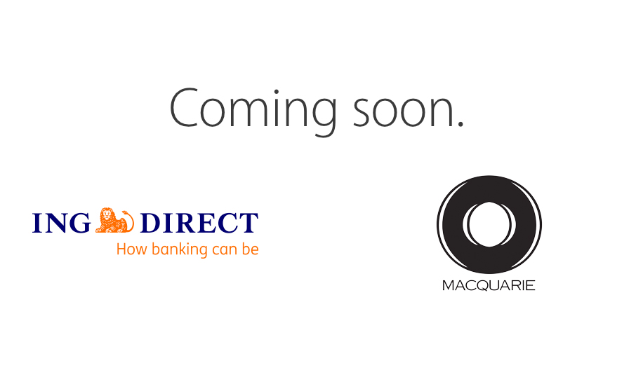 ING Direct llega a Apple Pay Australia