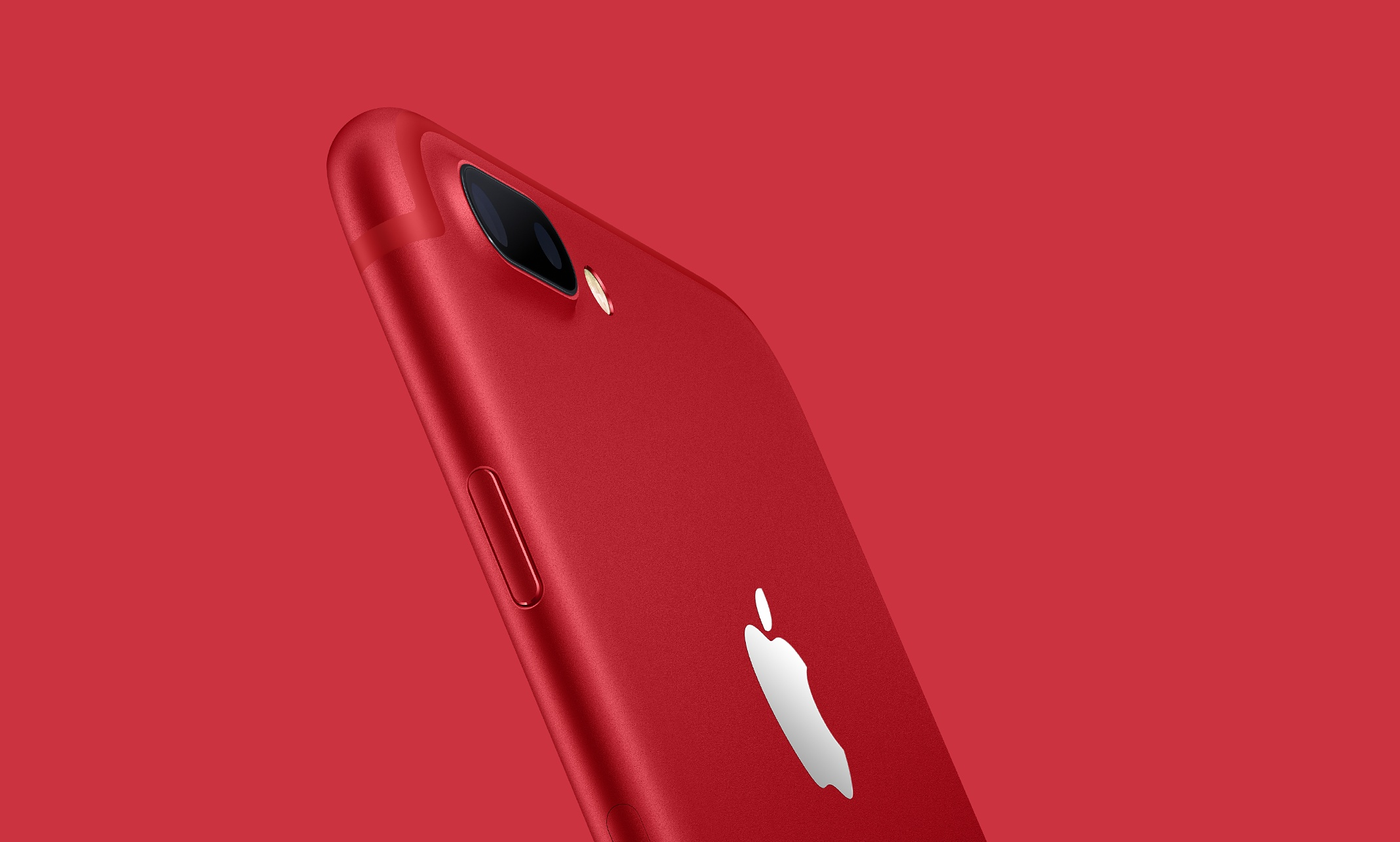 iPhone siete rojo PRODUCT(RED)