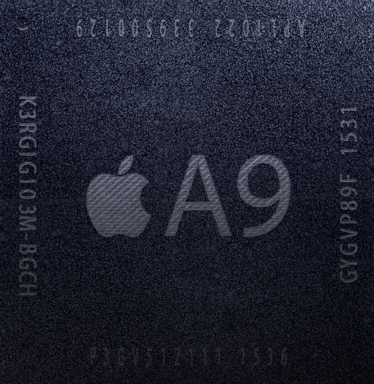 CPU Apple™ A9 fabricada por TSMC