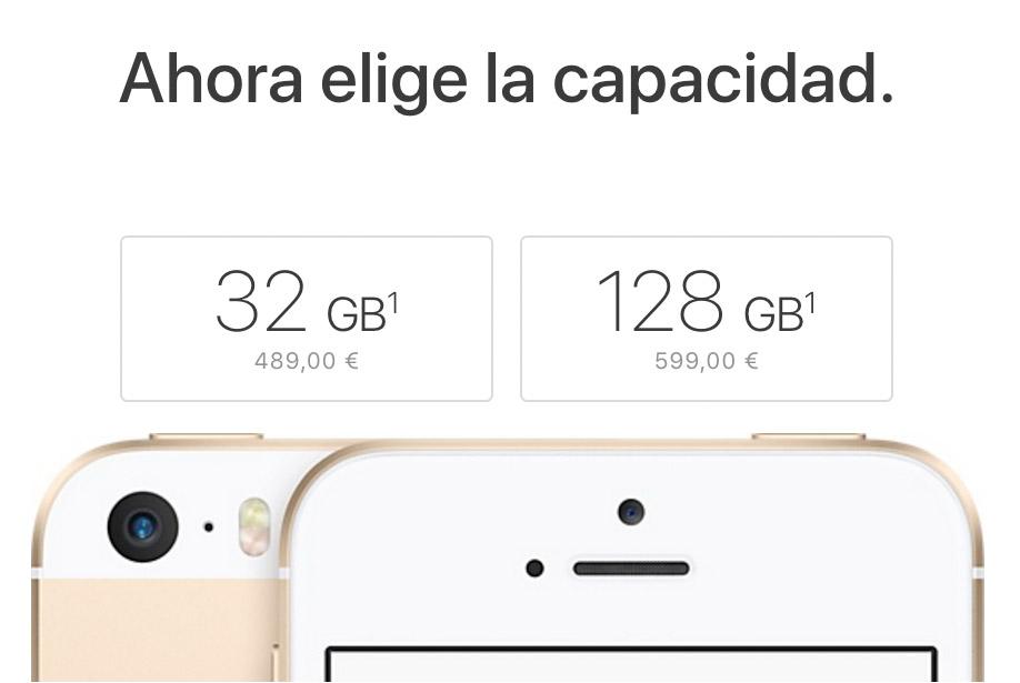 Nuevas capacidades del iPhone SE