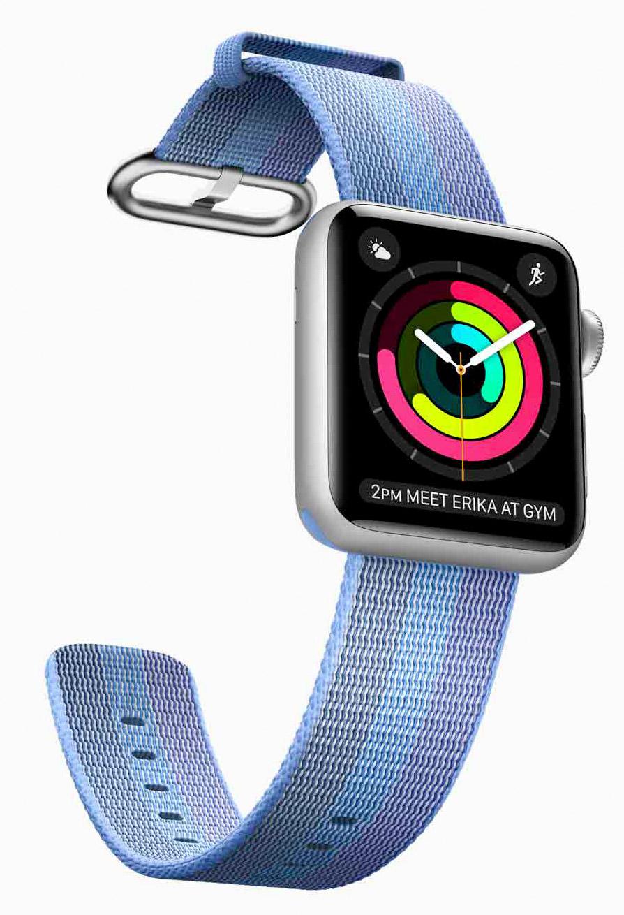 Nuevas correas para el Apple™ Watch (Primavera del 2017)