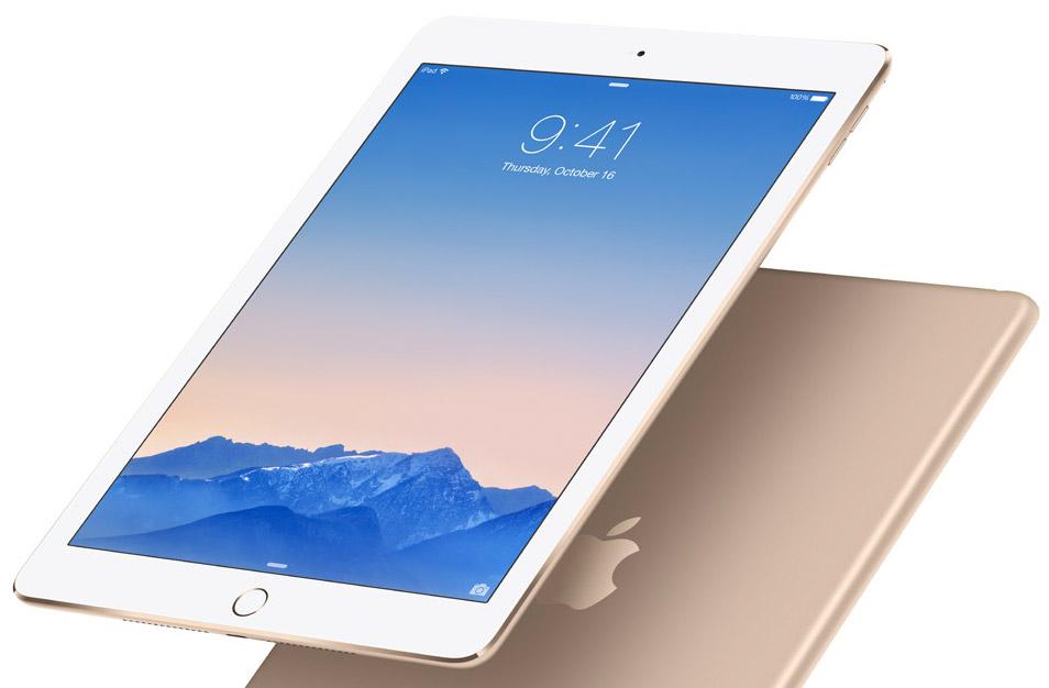 Apple comienza a cambiar un iPad de 4ta generación por un iPad Air 2 ...