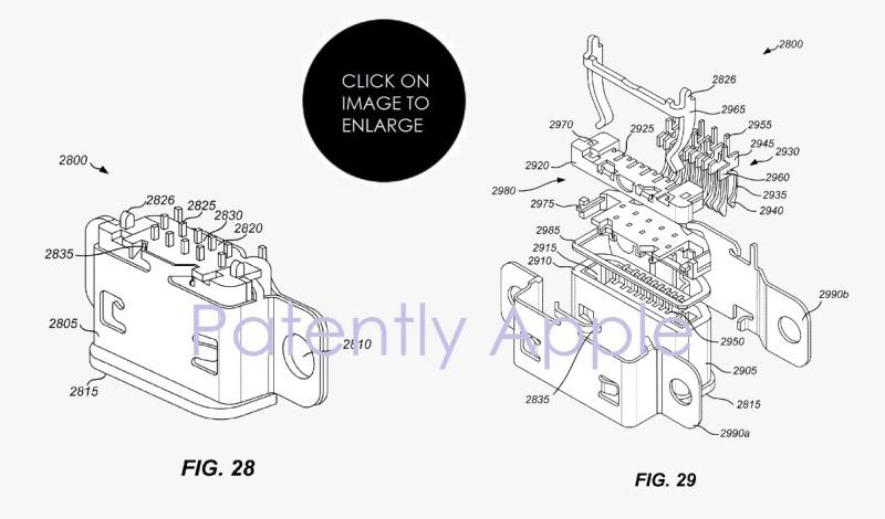 Patente de conector eléctrico resistente al agua