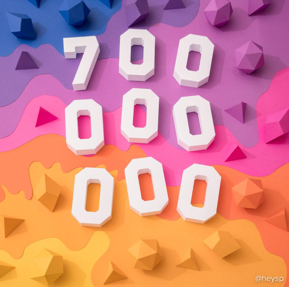 700 millones de clientes en Instagram
