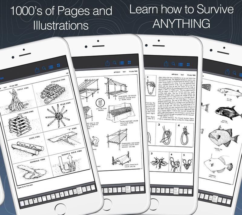 Survivalpedia -Manuales de Supervivencia Militares