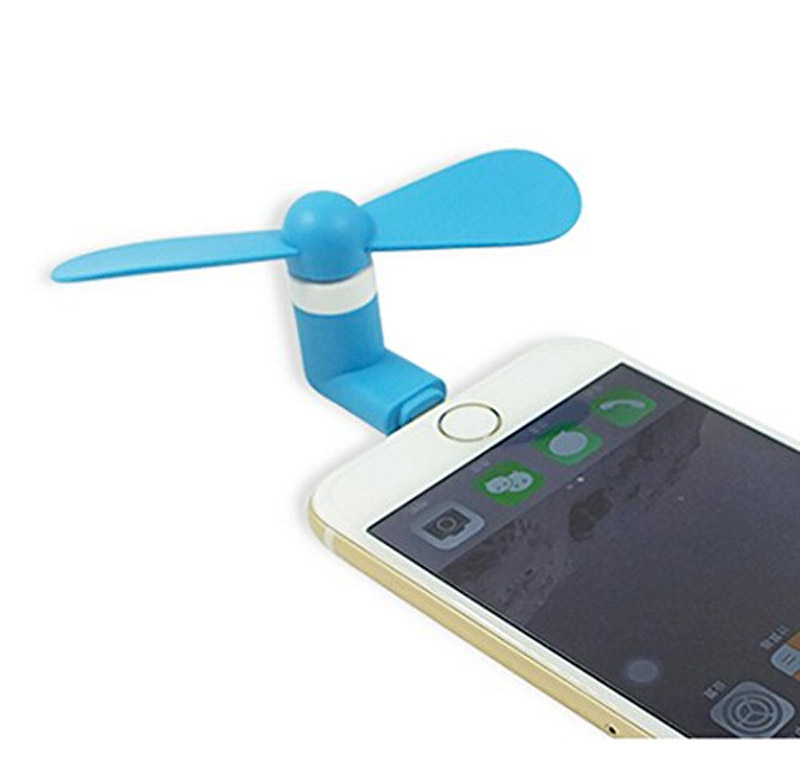 Ventilador en el iPhone