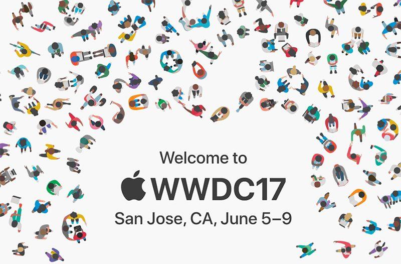 Invitación para la WWDC 2017