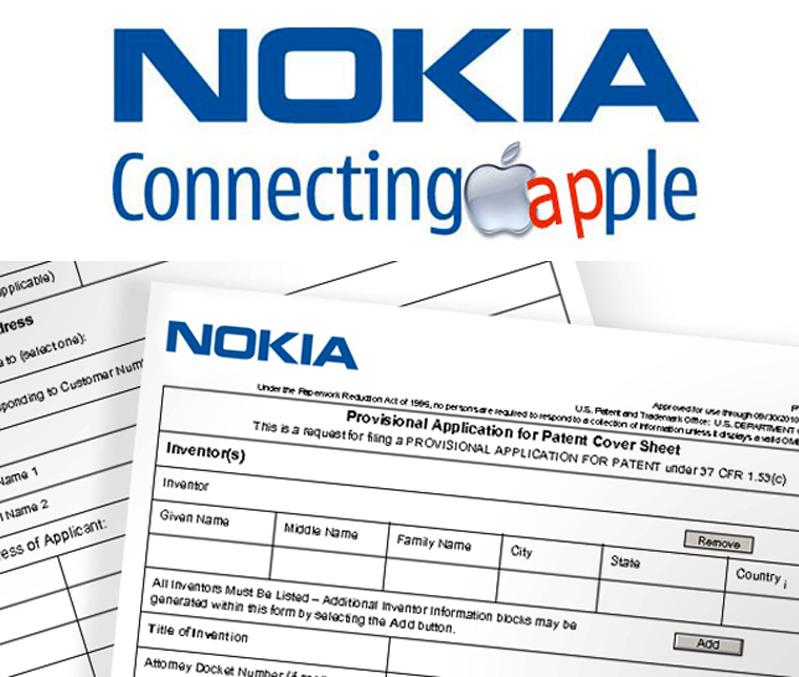 Nokia, connecting Apple