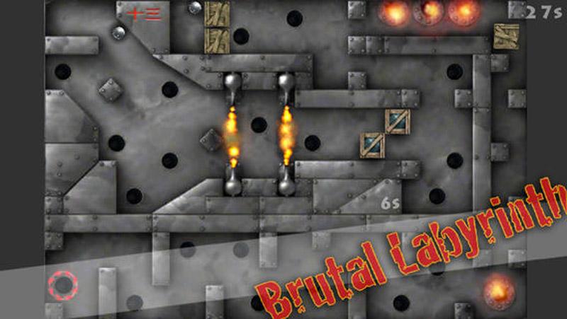 Brutal Labyrinth