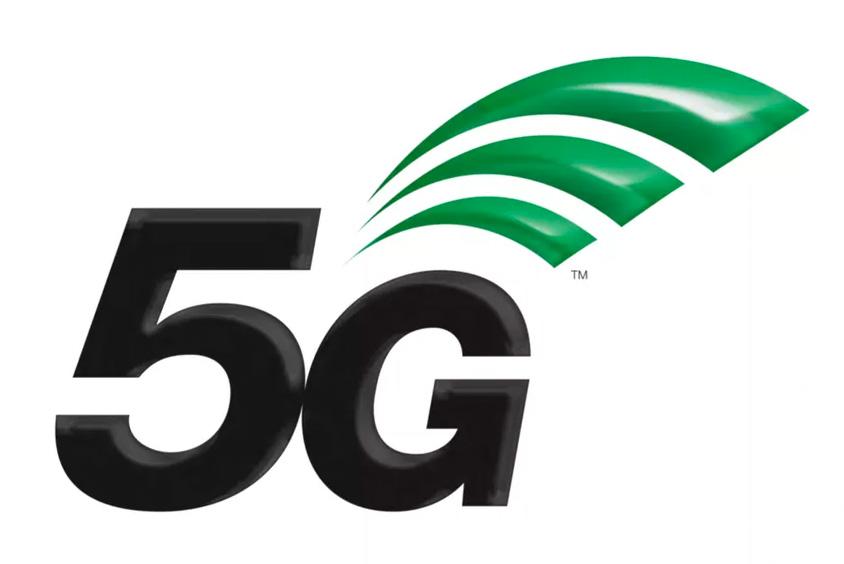 Logo oficial de redes de telefonía 5G