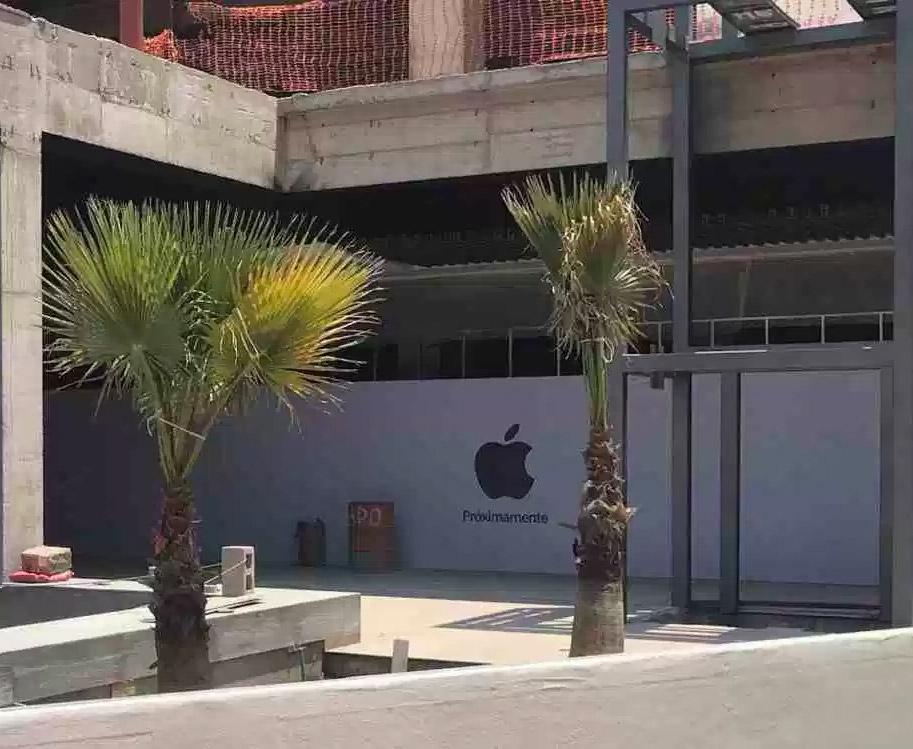 Nueva Apple Store en San Luís Potosí