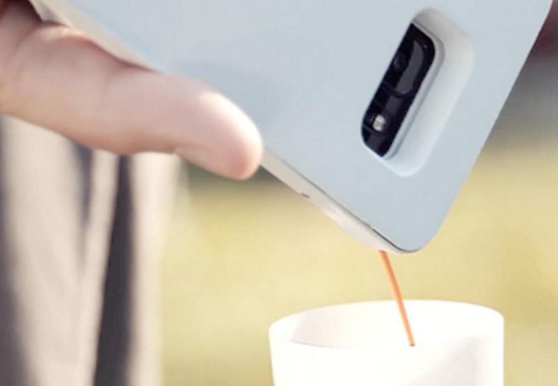 Mokase, la funda que hace café