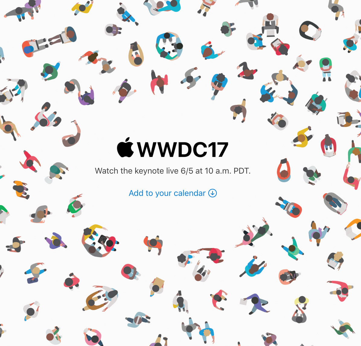 Vídeo de la Keynote de la WWDC 2017 en directo
