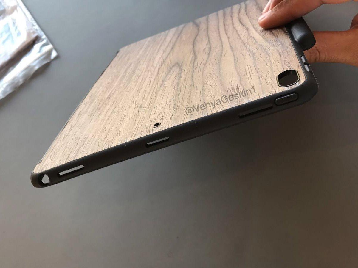 Supuestas fundas del supuesto iPad de 10,5 pulgadas