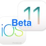 Versiones de prueba (beta) de iOS™ 11