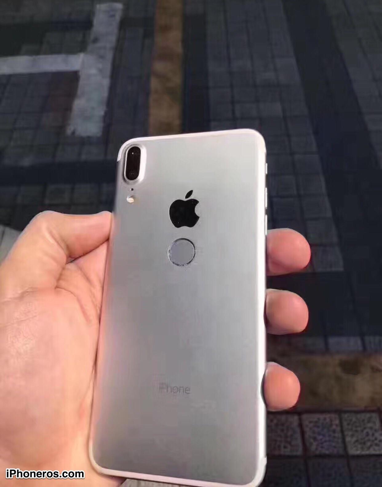 Supuesto iPhone 8