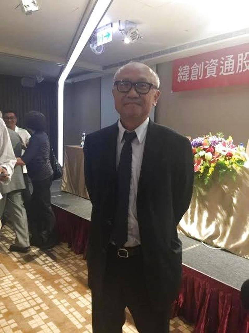 Robert Hwang, CEO de Wistron