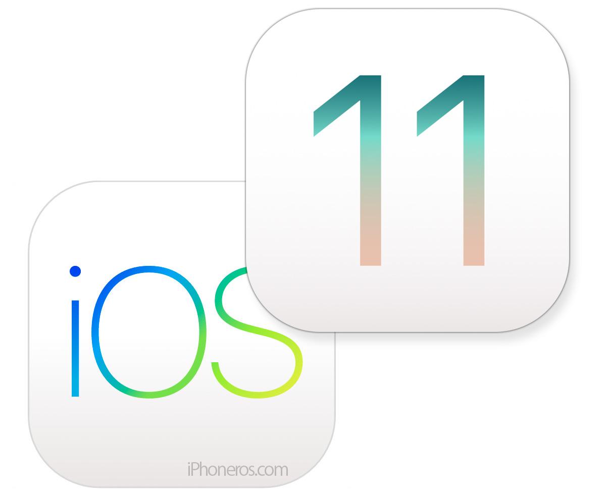 Logo de iOS™ 11