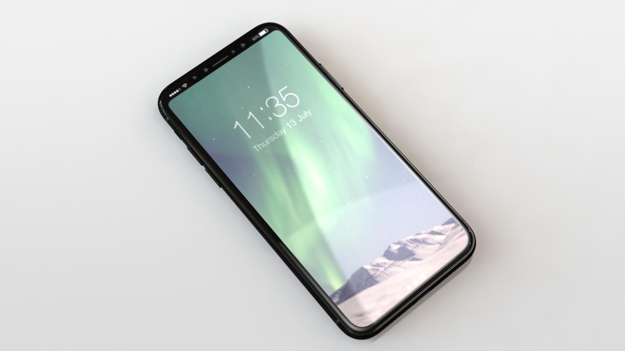 Concepto de diseño de iPhone Pro