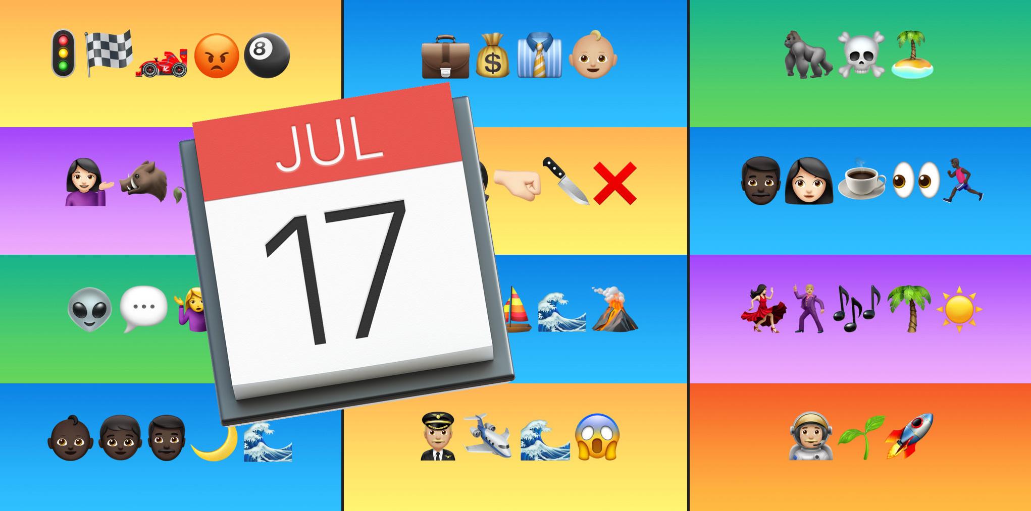 Día de los Emojis