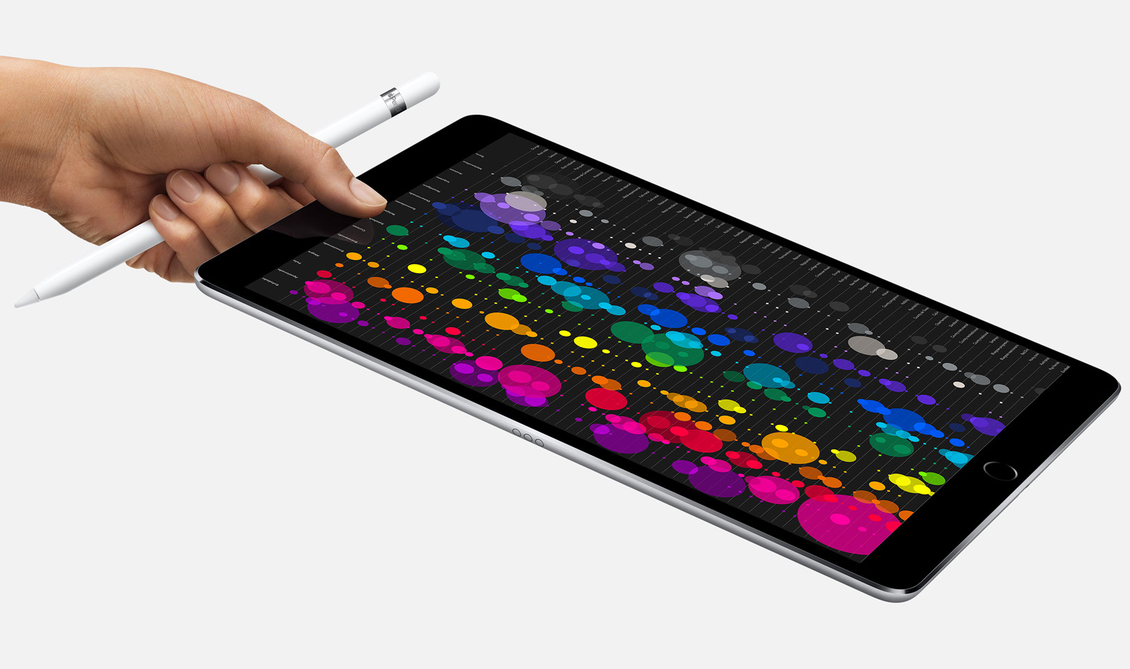 iPad Pro de 10,5 pulgadas con el Apple™ Pencil