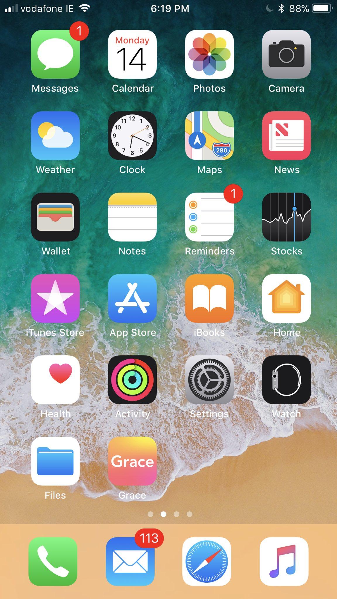 Nuevo icono de la App Store en iOS 11