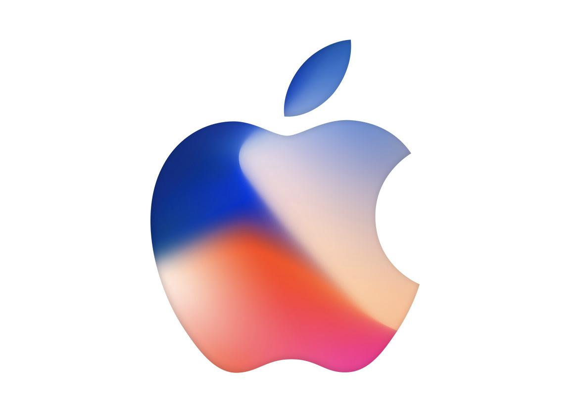 Invitación del evento de presentación del iPhone 8: Let's meet at our place