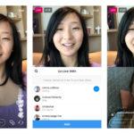 Emisión de video live streaming para 02 personas en Instagram