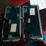 Supuestas pantallas del iPhone 8