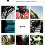 Apple en Instagram