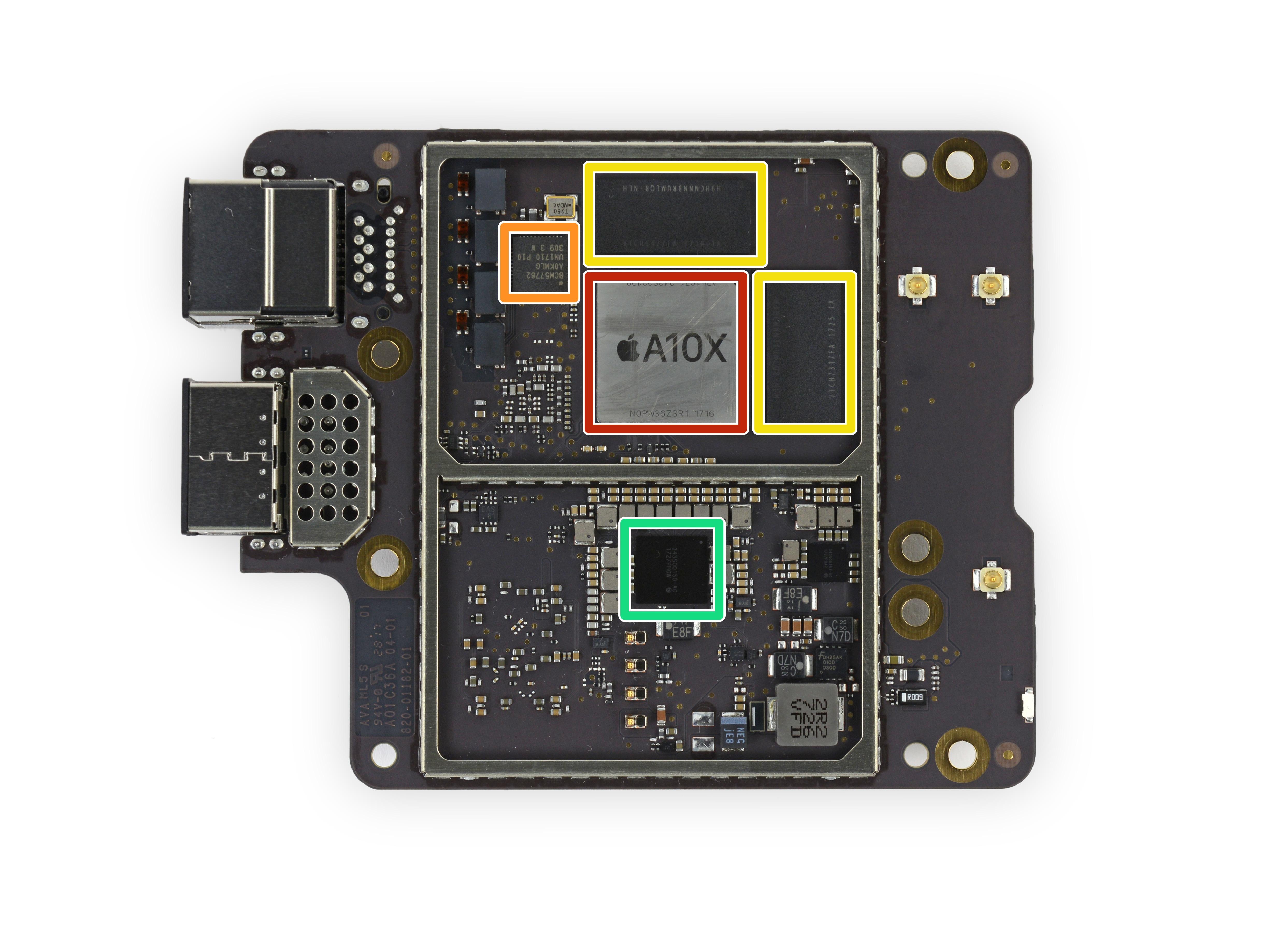 Placa base el Apple™ TV 4K