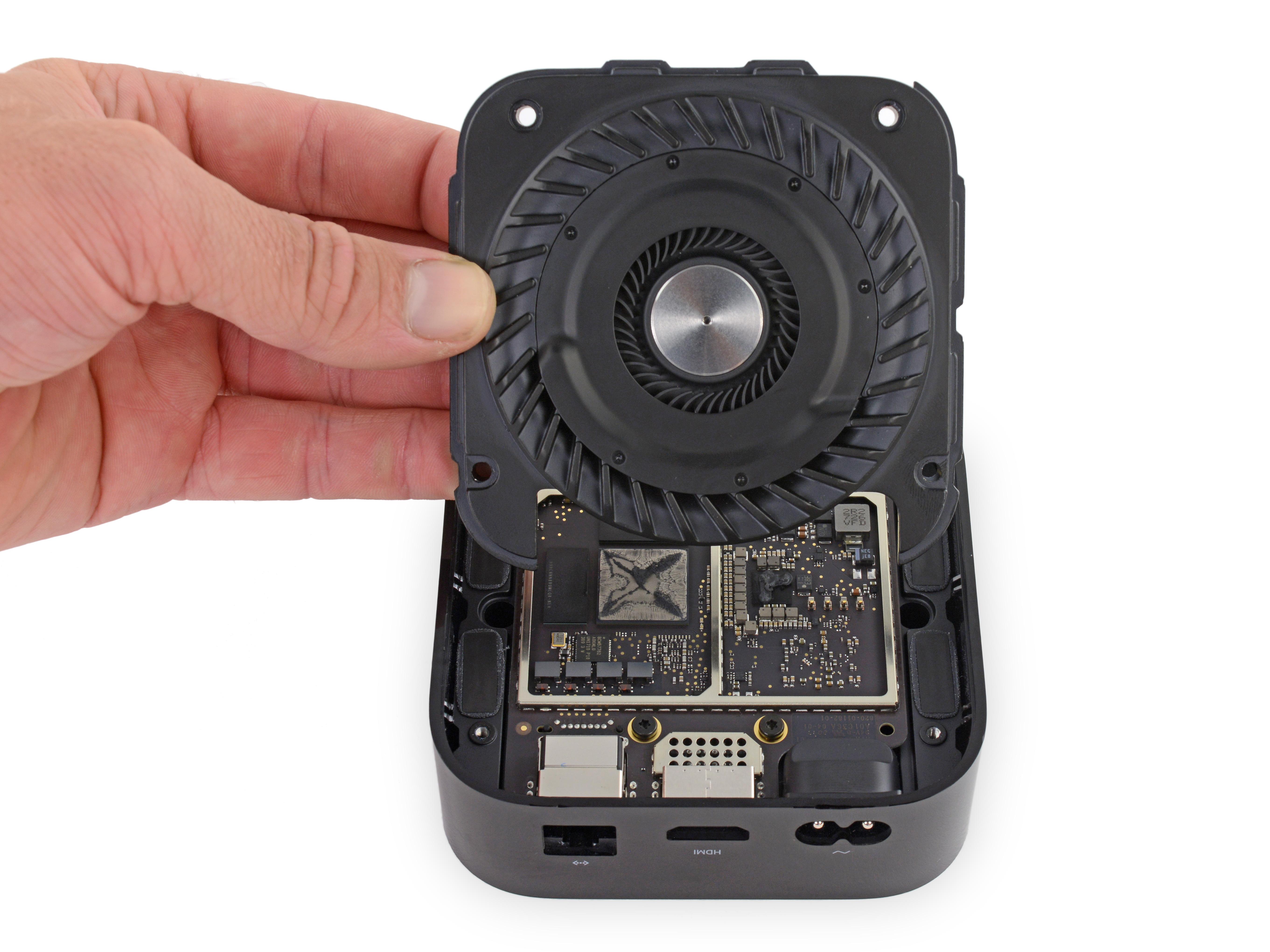 Enorme ventilador del Apple™ TV 4K