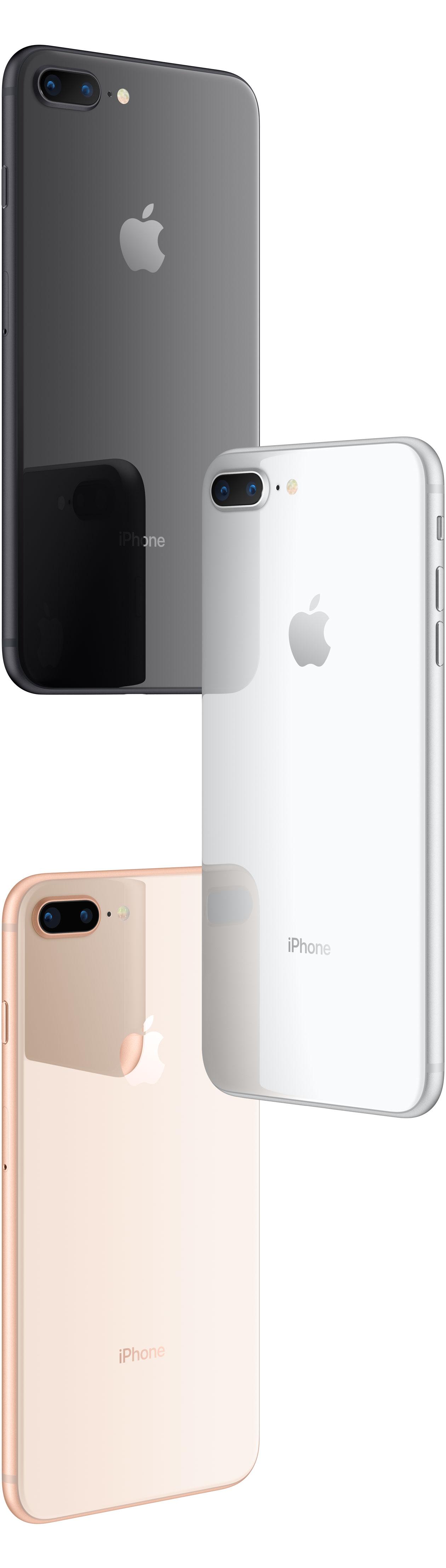 Acabados de cristal en el iPhone 8