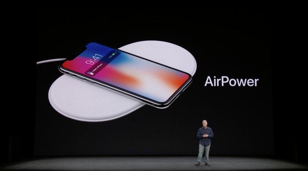 Plataforma de carga de Apple AirPower