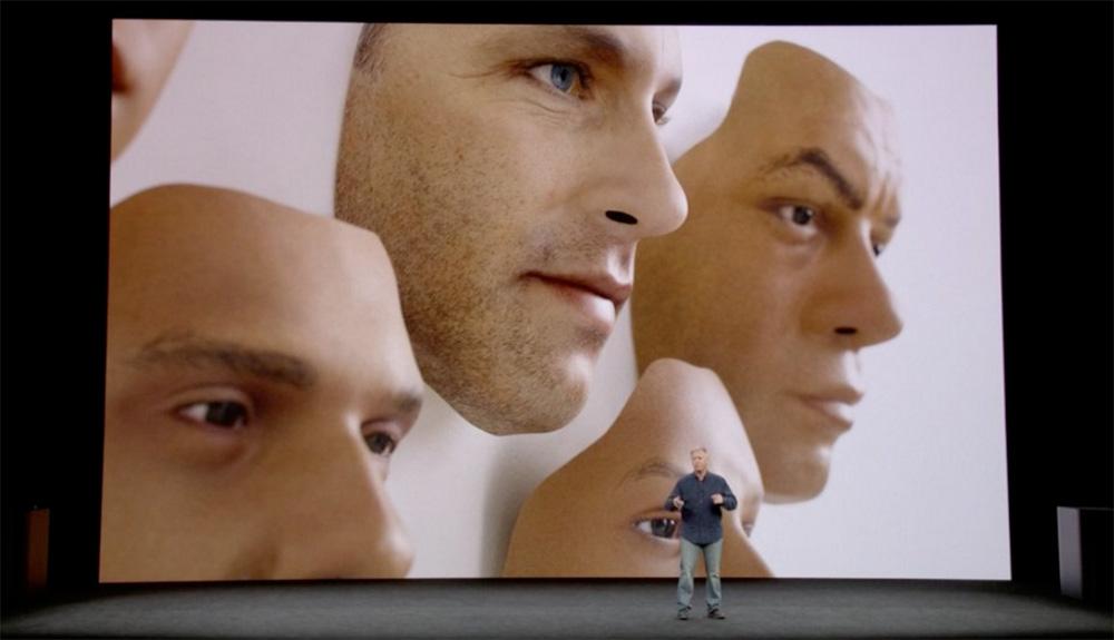 Máscaras creadas por Apple™ para intentar mentir a Face ID