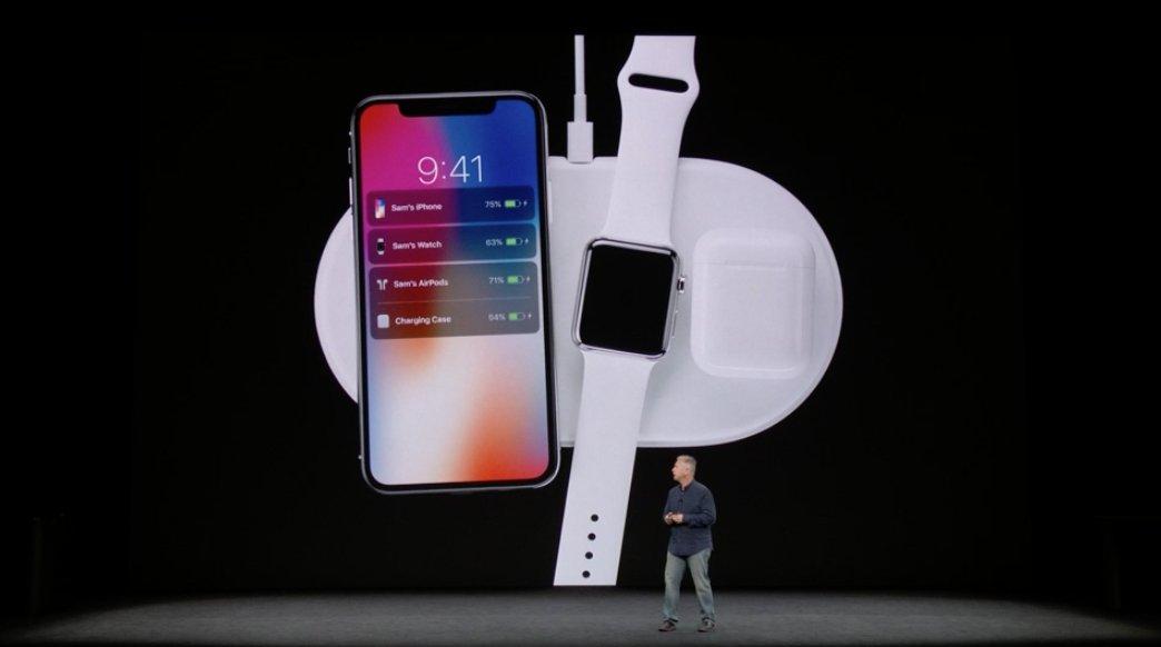 Plataforma de carga para iPhone, Apple™ Watch y AirPods