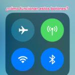 Cómo funcionan los botones de radio en el Centro de Control de iOS™ 11