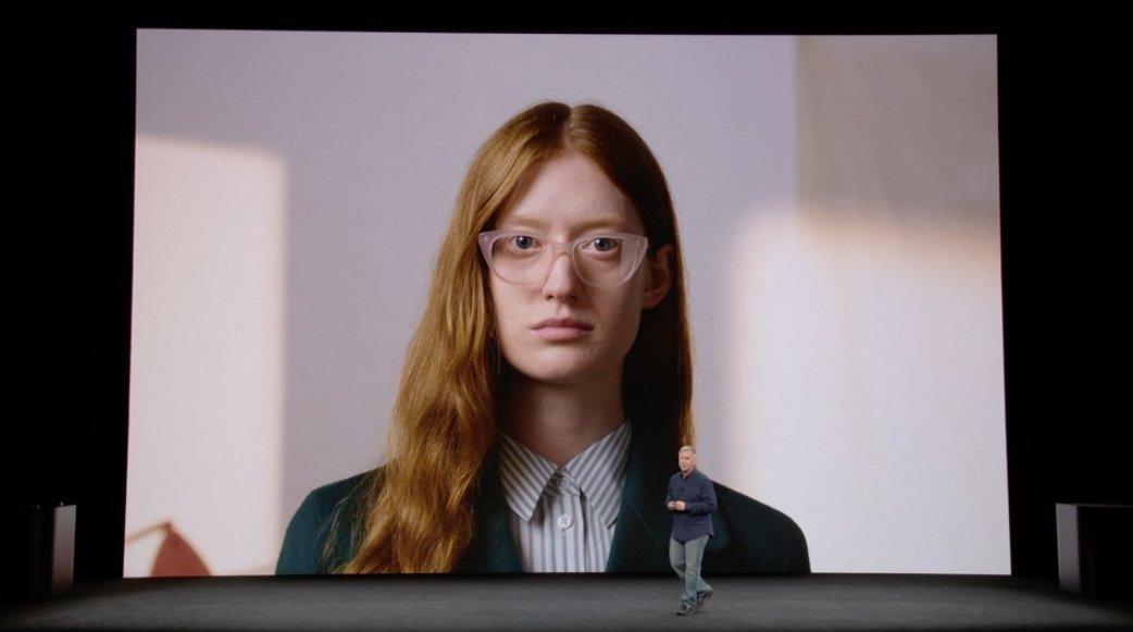 Face ID funciona inclusive si te pones gafas