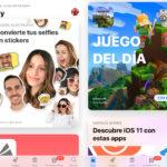 App Store en iOS™ 11