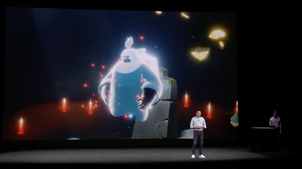Juego Sky exclusivo para Apple TV, iPhone e iPad