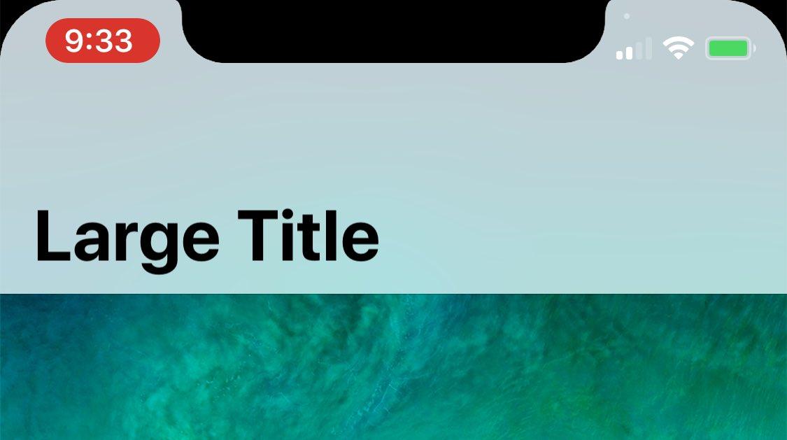 Grabando lo que ocurre en la monitor en un iPhone D22