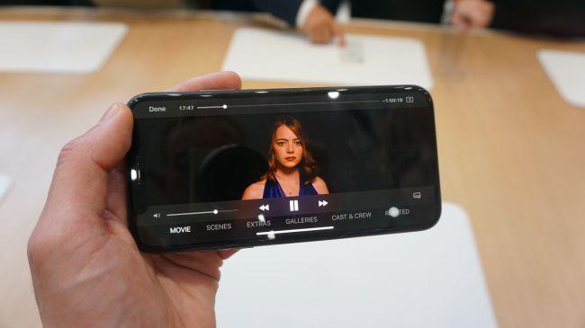 iPhone X (vía Techradar)