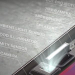 Sensores y cámaras frontales del iPhone X