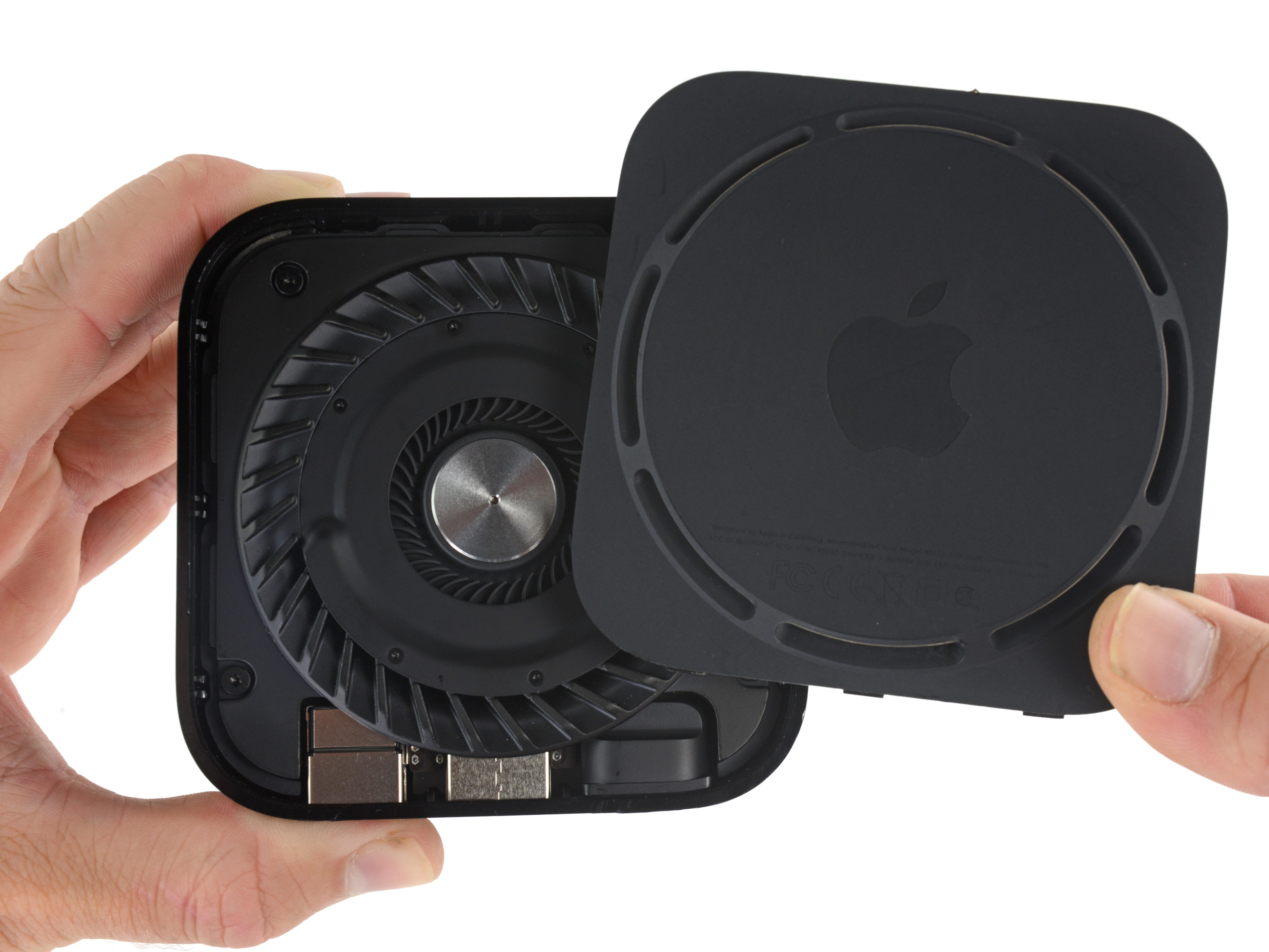 Apple TV 4K por dentro