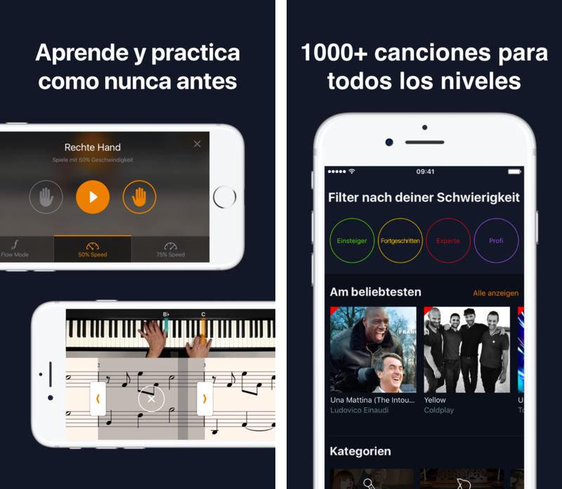 App de flowkey