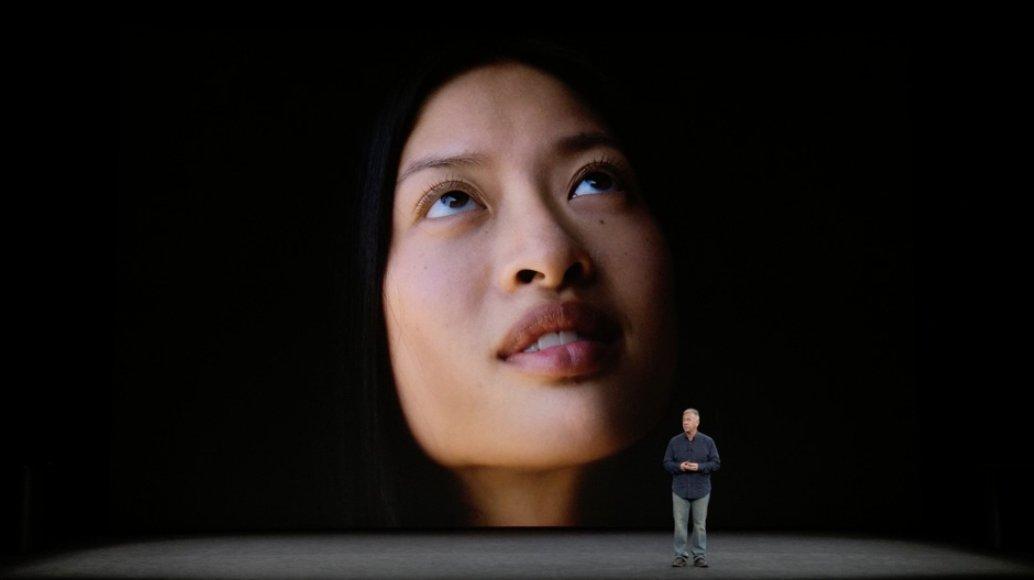 Modo retrato de iluminación con la cámara frontal del iPhone X
