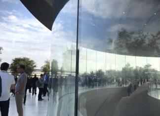 Primeras imágenes del Steve Jobs Theater por dentro