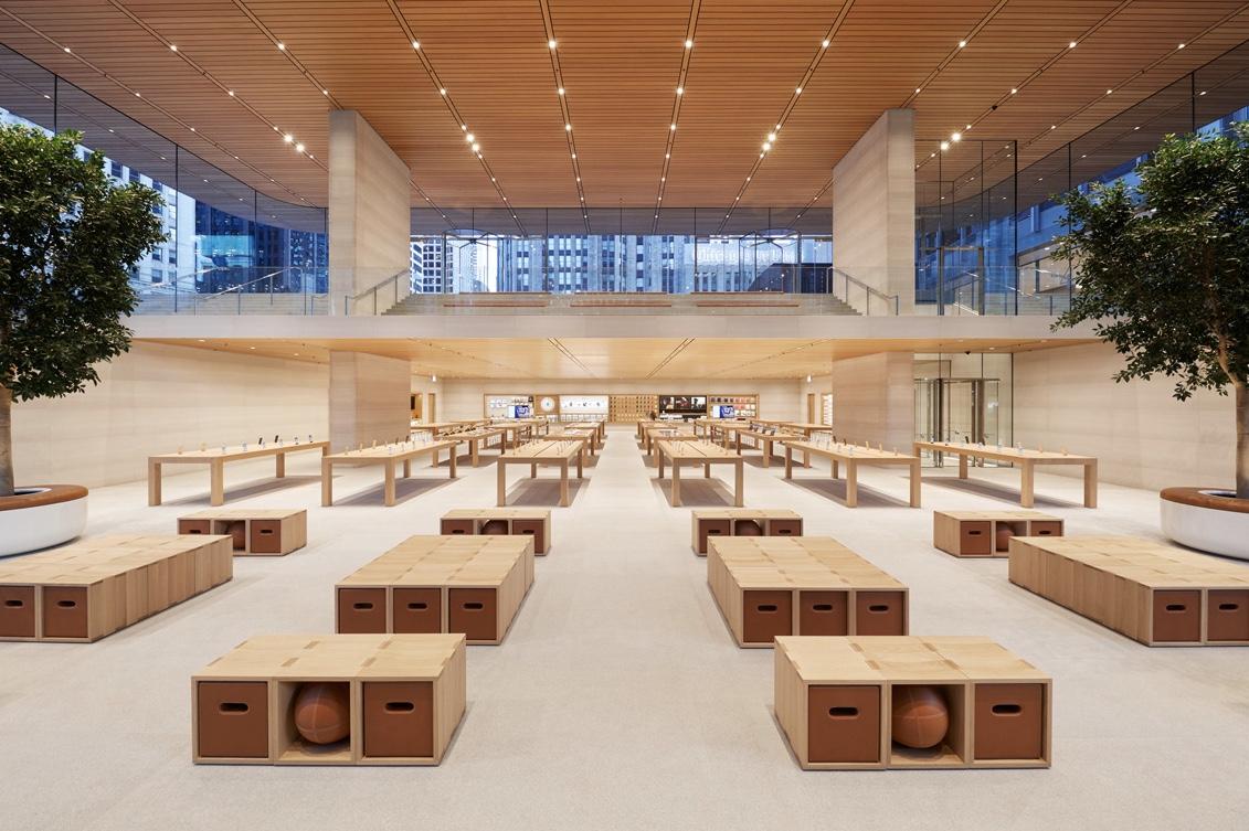 Nueva Apple Store de Chicago Michigan Avenue