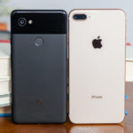 Google Pixel dos Vs iPhone 8
