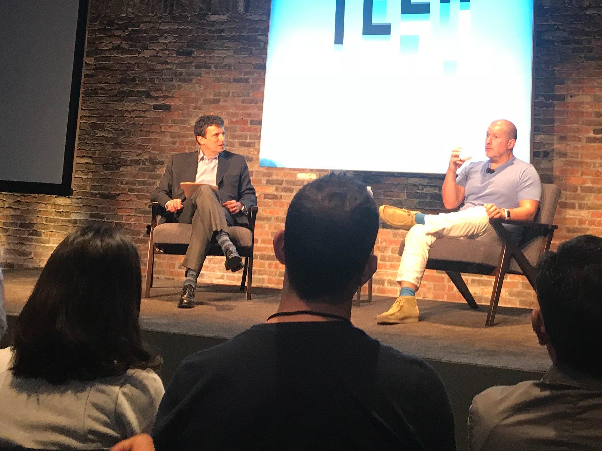 Jony Ive hablando de Steve Jobs